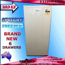 NEW EUROTAG 208LT UPRIGHT VERTICAL FREEZER brand new  12 months warranty