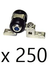 New listing Lot 250 Single F81 F Type Rg6 Coax 3Ghz Ground Block w/ Weather Cable Port Seal