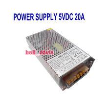 S-100-5 Super Stable Power supply unit 100W DC 5V 20AMP