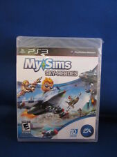 Playstation 3 PS3 My Sims Sky Heroes Video Game