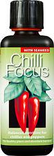 300ml Chilli Focus - Liquid Plant Nutrients for Chillies