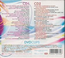 COFFRET 2 CD COMPIL 40 TITRES + DVD--PARTY FUN 2007--SINCLAR/VENDETTA/SIKK/MOOR