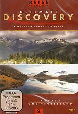 DVD NEU/OVP - Ultimate Discovery 8 - Kanada und Neuseeland