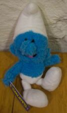 "The Smurfs SOFT SMURF 8"" Plush Stuffed Animal NEW"