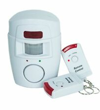 Motion Sensor Alarm House Alarm Alarm Set Wall Mount Remote Control