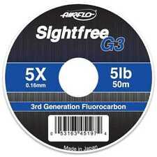 Airflo G3 Sightfree Flurocarbon Fishing Line 100m 6lb