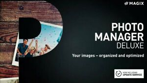MAGIX Photo Manager 18 Deluxe - [Download] - FAST DELIVERY 🚚