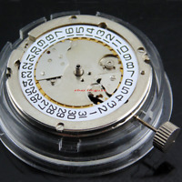 Seagull st2551 Automatic Date mechanical movement fit parnis mens watch P448