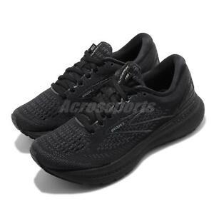 Brooks Glycerin 19 Black Grey Women Cushion Road Running Shoes 1203431B 071