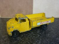 VINTAGE LONE STAR M1 BREAKDOWN TRUCK YELLOW BODY & CAB GOOD FOR AGE