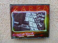 Zappa in New York by Frank Zappa (CD, May-1995, 2 Discs, )  Nice Discs