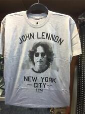 OFFICIAL LICENSED - JOHN LENNON - NEW YORK CITY 1974 T SHIRT BEATLES