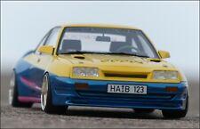 """1:18 Tuning Opel Manta B Mattig """"BOS EDITION"""" mit BBS Alufelgen + OVP = RAR"""