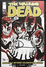 THE WALKING DEAD #85 EXCLUSIVE VARIANT COVER SIGNED BY CHARLIE ADLARD