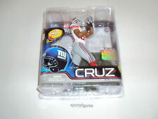 MCFARLANE sportspicks 2012 NFL 31 Victor CRUZ SPD CL #860 Nueva York Giants