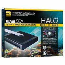 Fluval Halo Nano LED Aqaurium Lamp 22w 5.5-6in Aquarium Light  - Customer Return
