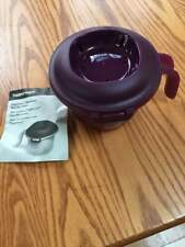 Tupperware Small RIce Maker.  Microwave use.
