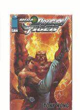 MEGA DRAGON AND TIGER #2 (1999)  IMAGE COMICS.