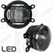 LED Front Fog+DRL bumper Lamp light for LandRover Discovery 4 day time running
