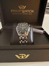 Cronografo Philip Watch Sunray Black ref R8273908165 NUOVO!! LISTINO 490€