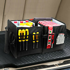 Car Truck Organizer Multi Portable Collapsible Storage Auto Grocery Vehicle Tool