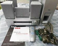 RCA Home Theater System RT2360 5 Speakers and Subwoofer