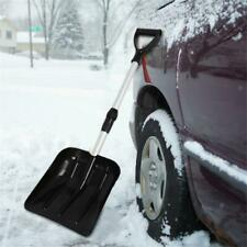 Folding Snow Removal Shovel Adjustable Outdoor Car Compact Shovel Cleaning Tool