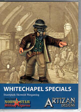 Artizan Designs 28mm Metal Steampunk Skirmish Whitechapel Specials (10)