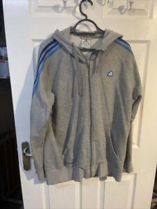 Adidas Mens Grey Jacket Xl