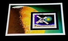 Malagasy #558, 1976, Operation Viking, Souvenir Sheet, Cto, Nice! Lqqk