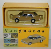 VANGUARDS 1/43 VA06301 MORRIS MARINA 1300 HAARVEST GOLD
