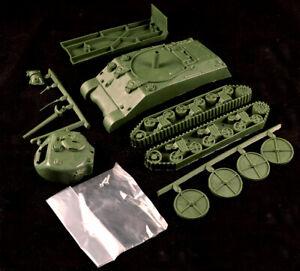 Airfix WWII American Sherman Tank - 1990s production mint dealer stock