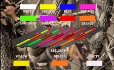 1 Dozen Arrow Wraps, your choice of color and size + EXTRAS + FLUORESCENT