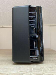 NAS Synology DS 210+ Incl. 2TB Western Digital Green Technisch und Optisch 1A
