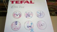 Tefal Elea Duo - Entsafter und Citruspresse