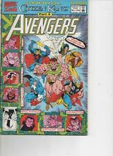 AVENGERS ANNUAL  1992 NEAR MINT   64 PAGES