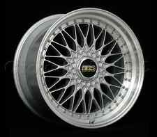 BBS 19 x 10 Super RS Car Wheel Rim 5 x 120 Part # RS542HSPK