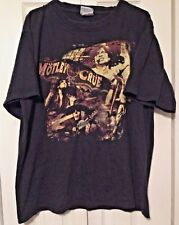 Motley Crüe T Shirt XL 2005 Tour Carnival Of Sins