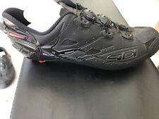 Sidi Tiger MTB shoes - Size 44 - Black/Black