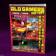 Old Gamers History Vol 7 Japan Video Arcade Game Retro Guide Book NEW