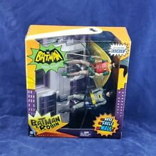 Batman Adam West Classic TV Series 1966 Batman & Robin play set.