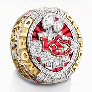 2020 Kansas City Chiefs Championship Ring ---//