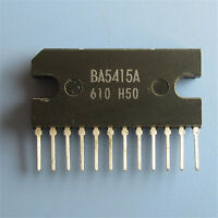 5 PCS ROHM BA5415A ZIP-12 High-outputdual power amplifier IC