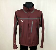 MOUNTAIN HARD WEAR MENS CONDUIT SOFTSHELL JACKET size L