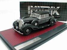 Matrix - Mercedes 770 Cabriolet D/ W07 1938 - 1/43
