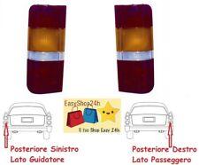 4936 x 2 * Ford Transit 1985-2015 PICK UP//telaio Luce posteriore della cabina Cluster Lens