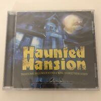 New Sealed Haunted Mansion Audio CD Halloween Haunted House Tour Scary