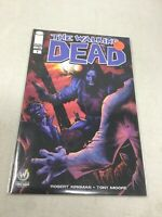 The Walking Dead Variant #1 2015 Exclusive Wizard World Con Chicago Comic Book