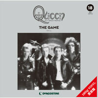 Queen LP Record Collection #18 The Game Vinyl DeAGOSTINI w/Track