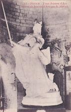 ROUEN 291 tour Jeanne d'Arc statue de Jeanne d'Arc par A. Mercié